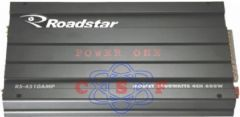 Módulo Amplificador de Potência Roadstar RS-4510AMP Power One 2400W